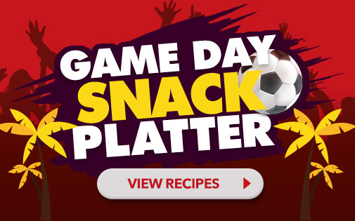 GAME DAY SNACK PLATTER