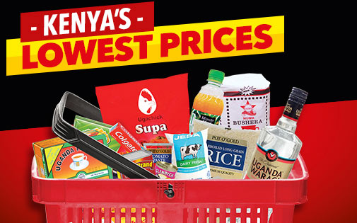 KENYA'S LOWEST PRICES